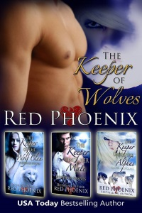 Boxed Set: Keeper of Wolves Series (Books 1-3)