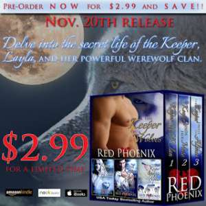 Keeper boxed set is out