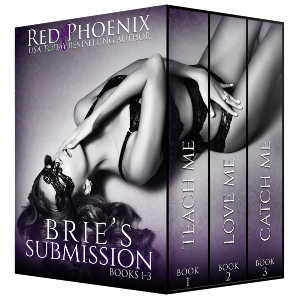 Brie's Submission (1-3) (Brie's Submission Boxed Set)