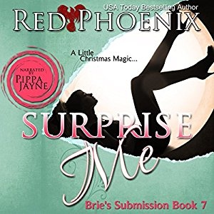 Surprise Me: Brie's Submission, Book 7